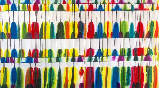 Martin REYNA - Disegno Acquarello - Untitled (Ref 20088)