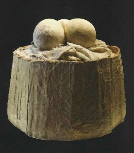 Claudio CINTOLI - Sculpture-Volume - Il covo dell'uovo