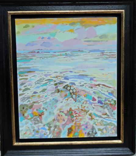 Claude MARECHAL - Peinture - La mer