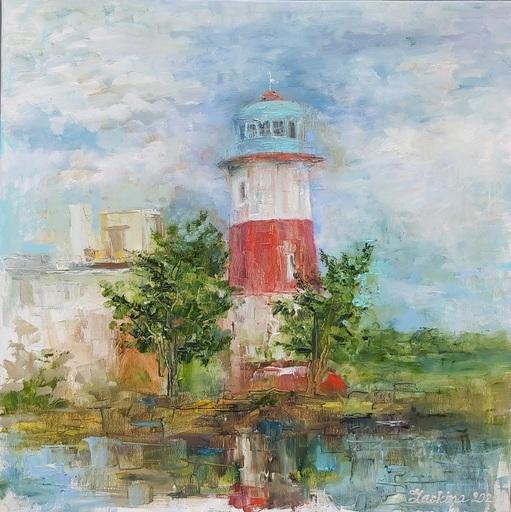 Alexandra LASKINA - Gemälde - Lighthouse
