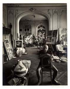 Arnold NEWMAN - Photography - Pablo Picasso