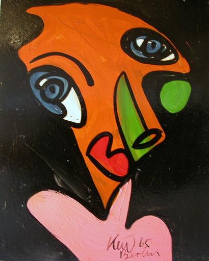 Peter Robert KEIL - Pintura - Wiener Junge