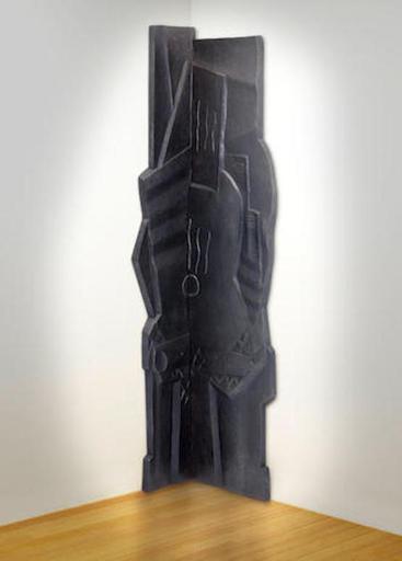Henri LAURENS - Escultura - Diptyque Guitare I
