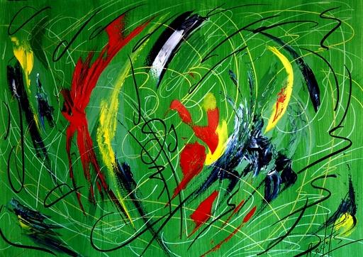 Didier ANGELS - Peinture - Tourbillons stellaires
