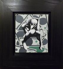 Mark KOSTABI - Painting - Unmarked