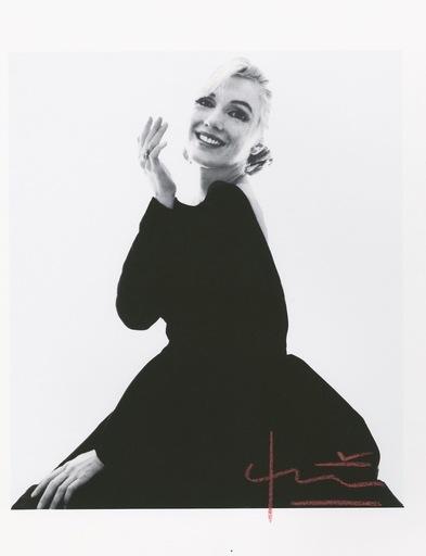 Bert STERN - Fotografia - Marilyn New Black Dress