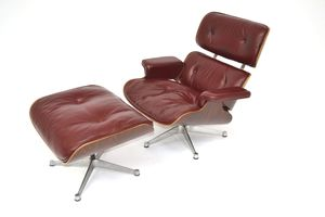 Charles EAMES, Lounge Chair - ICF - 1956