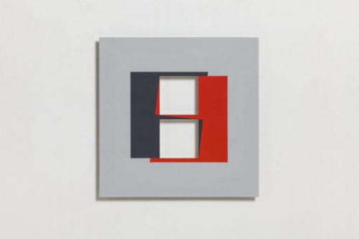 John CARTER - Sculpture-Volume - Transition Development III