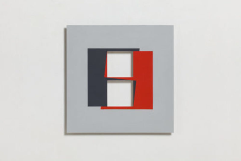 John CARTER - Skulptur Volumen - Transition Development III