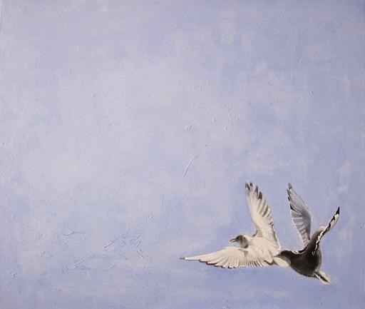 Diana KIROVA - Gemälde - The indipendance day
