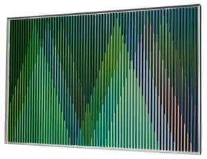 Carlos CRUZ-DIEZ - Skulptur Volumen - Physichromie Panam 229
