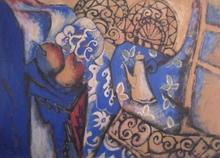 Tristan RA - Pintura - LA MAGNANIME