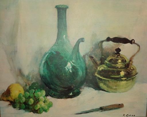 Rudolph COLAO - Peinture - Stilleven