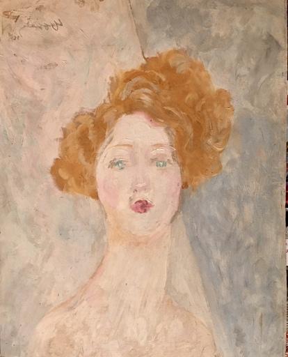 Leonetto CAPPIELLO - Painting - Portrait