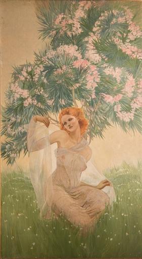 Vittorio GRASSI - Peinture - Mistero luminoso