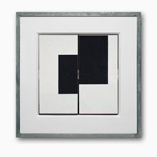 Jürgen PAAS - Painting - jeu de carré 01