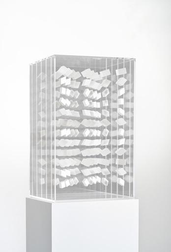 Klaus STAUDT - Sculpture-Volume - Spiegelung