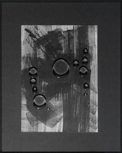 Max COPPETA - Painting - Calligrafie