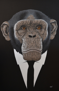MANAT - Painting - Leeroy Graham