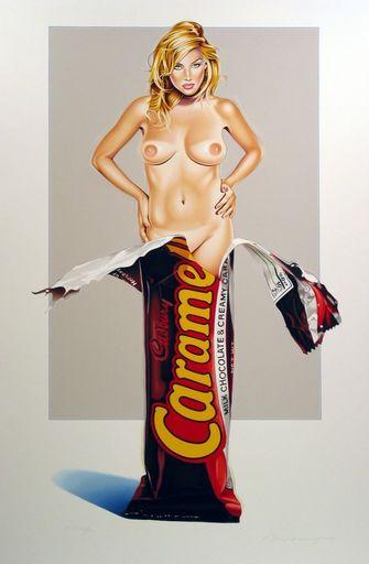 梅尔·拉莫斯 - 版画 - Caramia Caramello