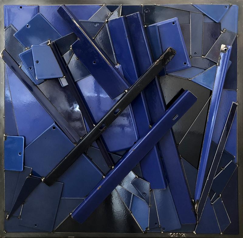 Fernando DA COSTA - Sculpture-Volume - La Mer