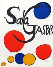 Alexander CALDER (1898-1976) - SALA GASPAR sur arches