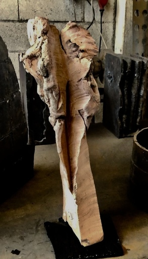 Giuseppe SPAGNULO - 雕塑 - Stele