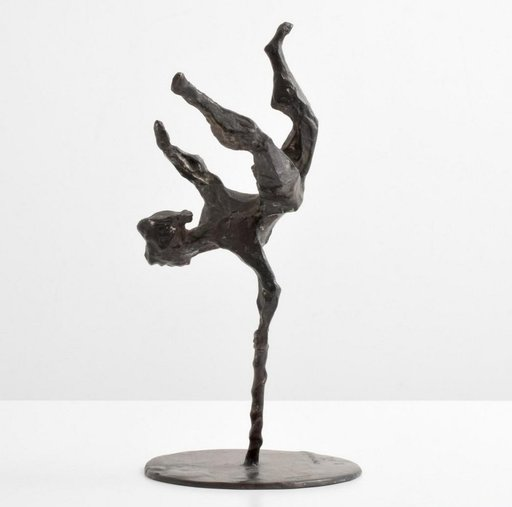 Chaim GROSS - Scultura Volume - Chaim Gross Bronze Sculpture