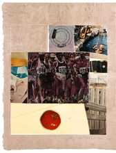 Robert RAUSCHENBERG - Stampa Multiplo - Horsefeathers thirteen VIII