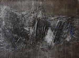 François BENOIT-LISON - Peinture - RITUEL