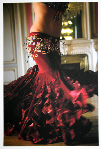 Marie-Jo LAFONTAINE - Print-Multiple - Dance the world 1