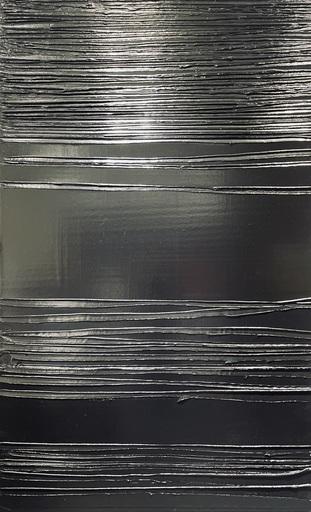 Pierre SOULAGES - Peinture - Peinture 222 x 137 cm, 2 mars 2015