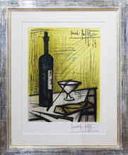 Bernard BUFFET - Estampe-Multiple - Le pain et le vin - Bread and wine
