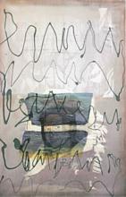 Bertille DE BAUDINIERE - Peinture - Voilage 4