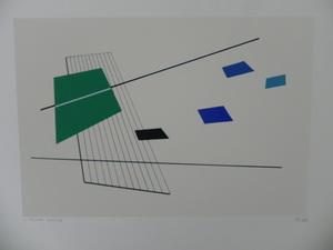 Luigi VERONESI - Grabado - 1956 / 76