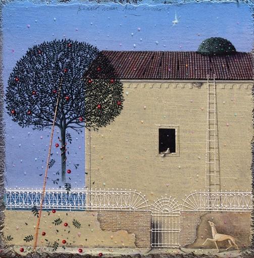 Claudio CARGIOLLI - Peinture - ... piano, senza fare rumore
