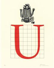 Joan BROSSA - Stampa Multiplo - Poema visual 17
