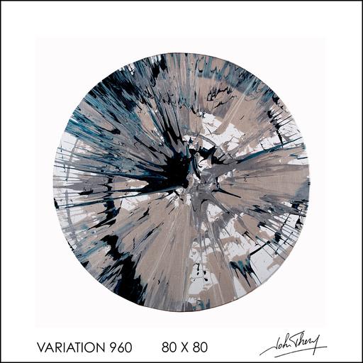 John THERY - Pintura - Variation 960
