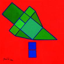 Achille PERILLI (1927) - Trin