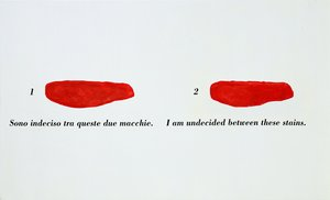 Emilio ISGRO - Painting - MACCHIE STAINS