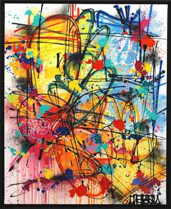 NEBAY - Peinture - Summer Wind