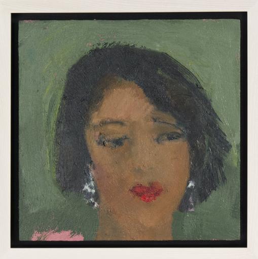 Jennifer HORNYAK - Pintura - Red Lips