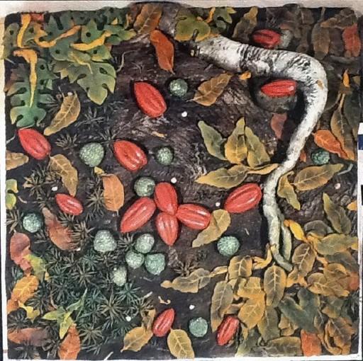 Piero GILARDI - Scultura Volume - Cacao