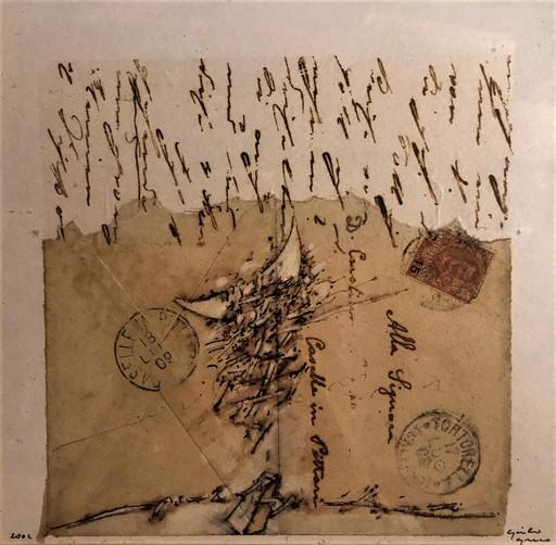 Giulio GRECO - 绘画 - Senza titolo