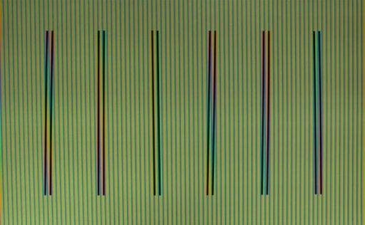 Carlos CRUZ-DIEZ - Print-Multiple - Couleur à l'Espace Olot