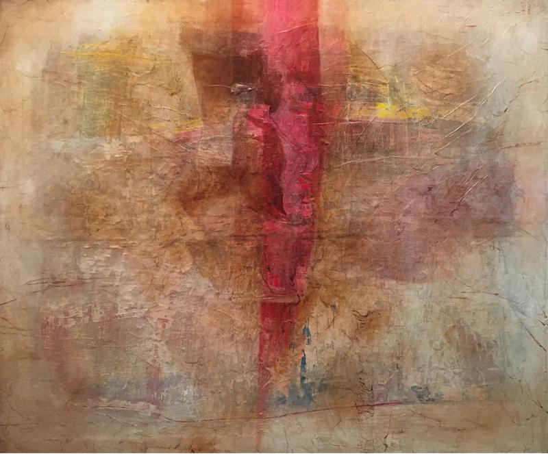 LELLO MASUCCI - Painting - Senza Titolo