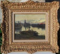 Alfred GUILLOU - Pintura