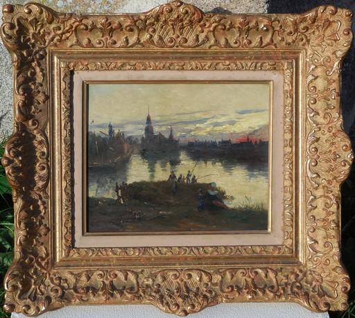 Alfred GUILLOU - Pittura