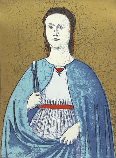 Andy WARHOL - Print-Multiple - Saint Apollonia (FS II.332)