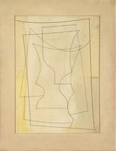 本•尼科尔森 - 绘画 - Feb 10-2-52, 1952